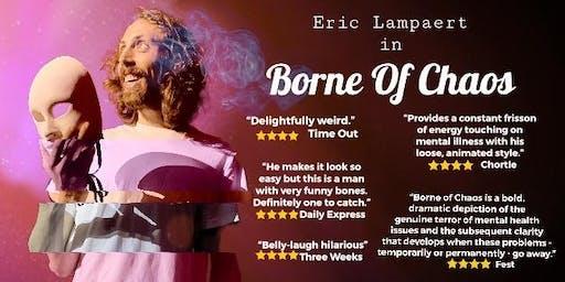 Eric Lampaert: Borne Of Chaos