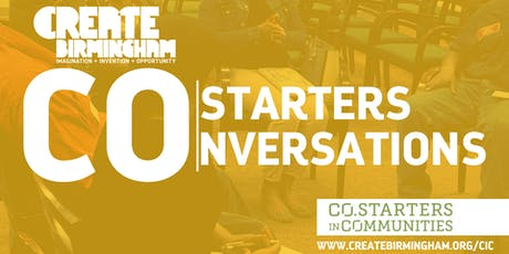CO.STARTERS CONVERSATIONS tickets