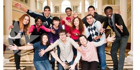 Santiago UMayor: Charla cursos de inglés intensivo tickets