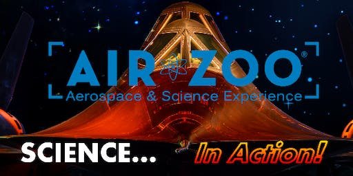 Air Zoo Educator Preview Night