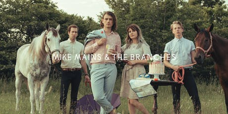 Mike Mains & The Branches tickets