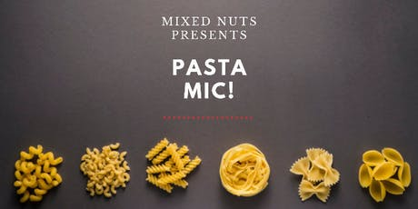 Pasta Mic - Comedy Show & Dinner tickets