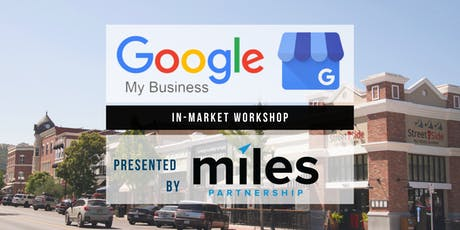 Google My Business Workshop - Paso Robles tickets