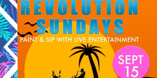 Revolution Sundays GSO