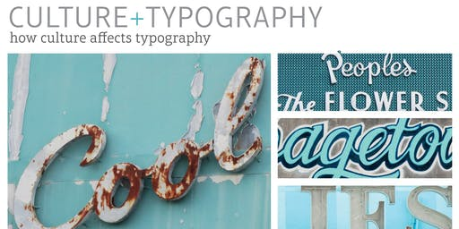 AIGA Memphis: How Culture Affects Typography