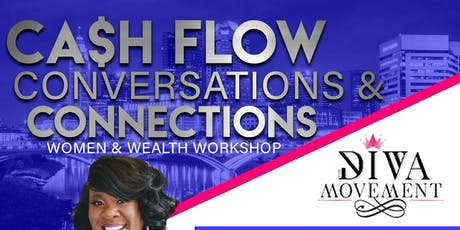 Cashflow, Conversations & Connections tickets