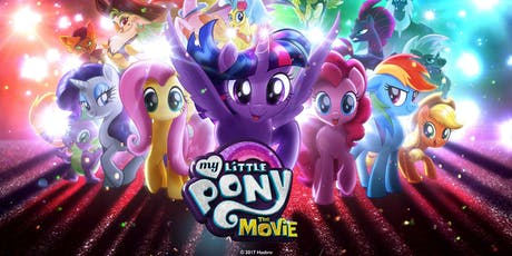 Movies Under the Stars: My Little Pony tickets