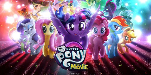 Movies Under the Stars: My Little Pony