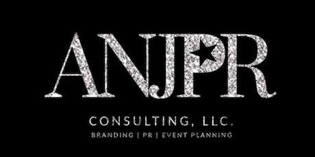 ANJPR Presents: Black Social Impact Influencer Mixer tickets