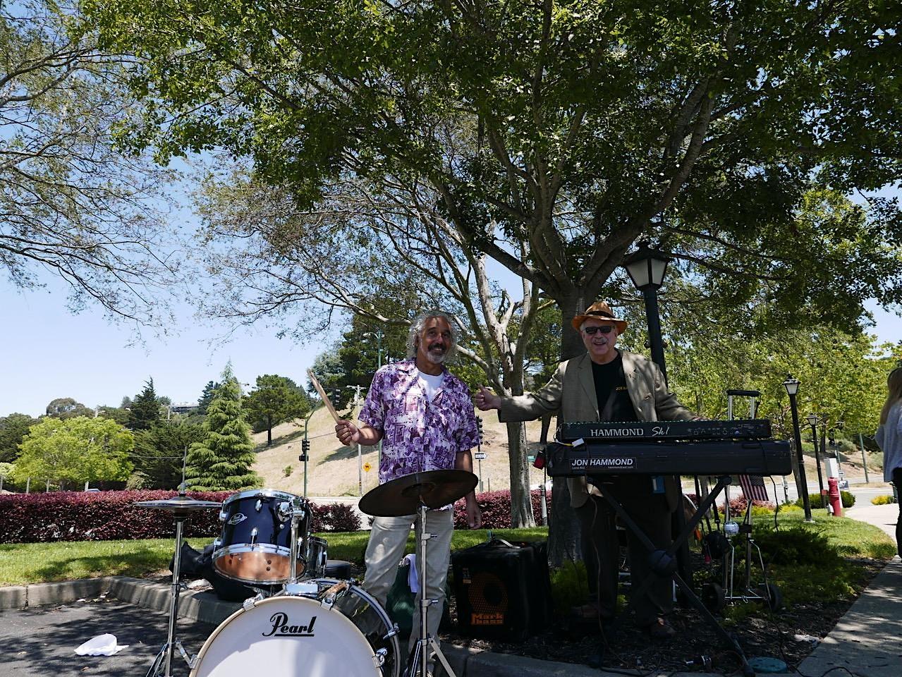 Jon Hammond Duo with Jon Otis: A Benefit for Don Deane!