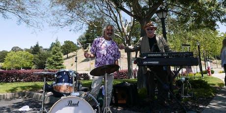 Jon Hammond Duo with Jon Otis tickets