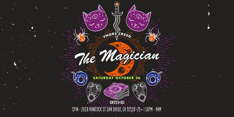THE MAGICIAN tickets