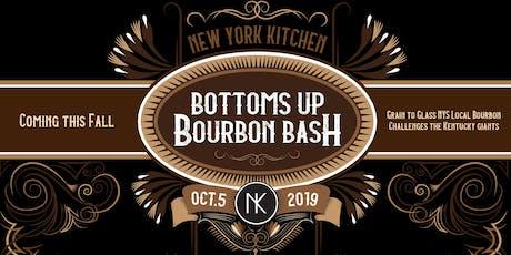 Bottoms Up Bourbon Bash tickets
