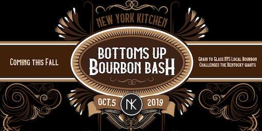 Bottoms Up Bourbon Bash