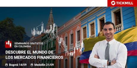 Descubre el mundo de los mercados financieros boletos