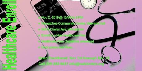 6th Annual Open Enrollment Healthcare Fair tickets