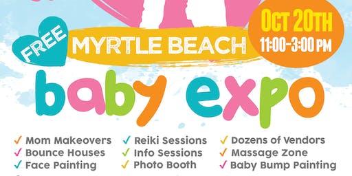 Myrtle Beach Home Show 2020.2nd Annual Myrtle Beach Baby Kids Expo Tickets Sat Feb 1