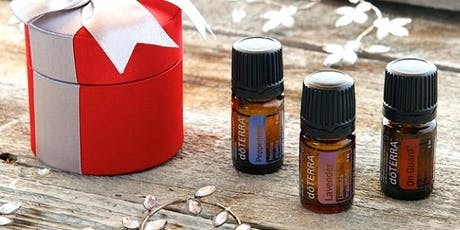 Essential Oils for the Holidays: Stress-Less with Easy Solutions for Busy Times  tickets