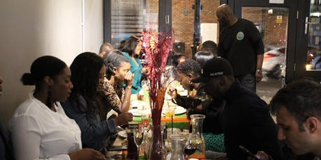 PINCH OF WEST AFRICA  SUPPER CLUB tickets