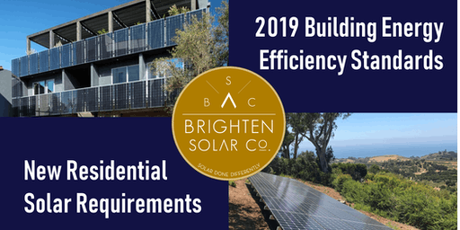 Lunchtime Learning: 2019 Building Energy Efficiency standards