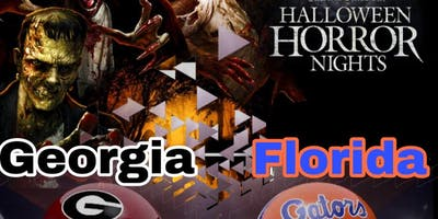 HALLOWEEN HORROR GA FL GAME TAILGATE  2020