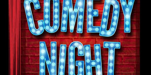 ECF's Comedy Night