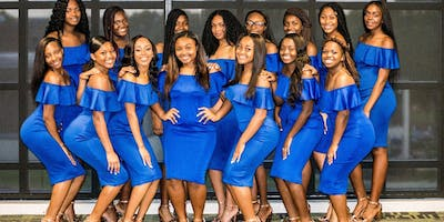 Distinguished Young Ladies of America Inc. Induction Ceremony