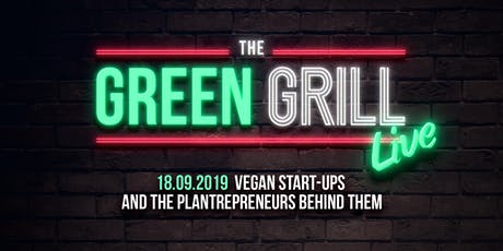 Vegan Start-Ups and The Plantrepreneurs Behind Them tickets
