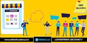 Digital Sales & Selling Workshop Abuja - Generating &...