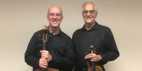 European Treasures for Violin and Cello tickets