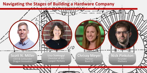 Navigating the Stages of Building a Hardware Company