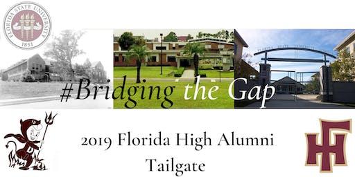 Florida High 2019 Alumni Tailgate