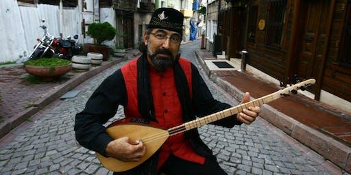 Latif Bolat: Turkish Sufi Mystic in Concert
