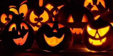 Halloween Client Appreciation tickets