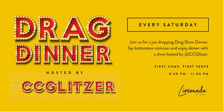 Drag Dinner + Show tickets