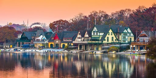Unknown Stories of Boathouse Row - Smart Lunch and Lecture