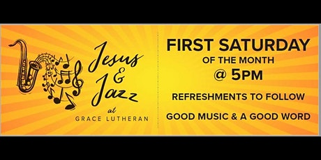 Jesus & Jazz tickets