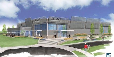 Arbogast Performing Arts Center Groundbreaking Ceremony tickets