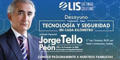 Desayuno/conferencia: Tecnología y Seguridad en Cada Kilómetro.