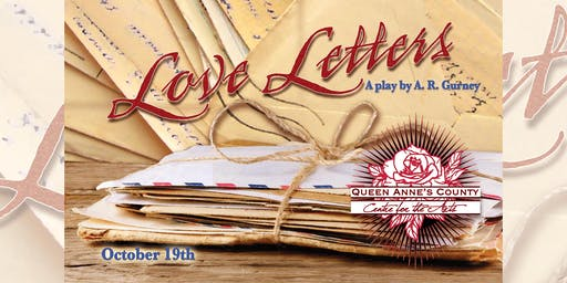 Love Letters a play by A.R. Gurney