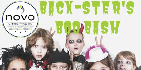 Back-ster's Boo Bash tickets
