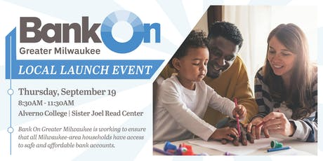 Bank On Greater Milwaukee Local Launch Event tickets