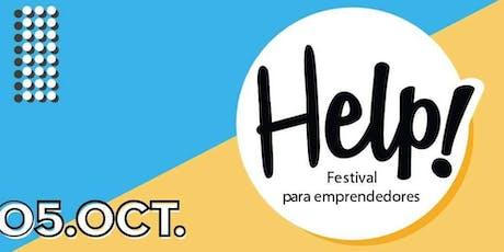 HELP! Festival para Emprendedores entradas