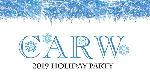 2019 CARW Holiday Party - Presented by Irgens