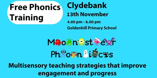 CLYDEBANK PHONICS TRAINING