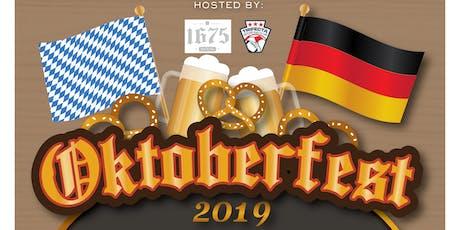 Oktoberfest at Trifecta Sporting Club tickets