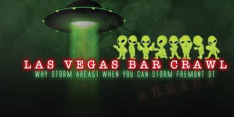 2019 Area 51 Bar Crawl tickets