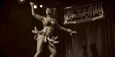 The Art of Attraction: Burlesque Spectacular with The Maine Attraction.