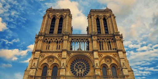 Notre Dame de Paris - Beloved Monument in French History (Smart Lunch)