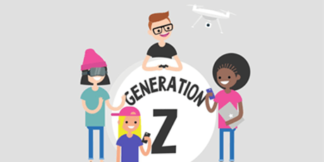 CEU Generation Z : Who Are They & What Will They Want From The Workplace? tickets
